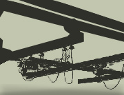 Pontes rolantes